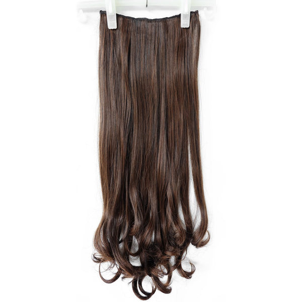 "FLIP + GO Remy Halo Extensions — 20-22"" - SLEEK'E HAIR"