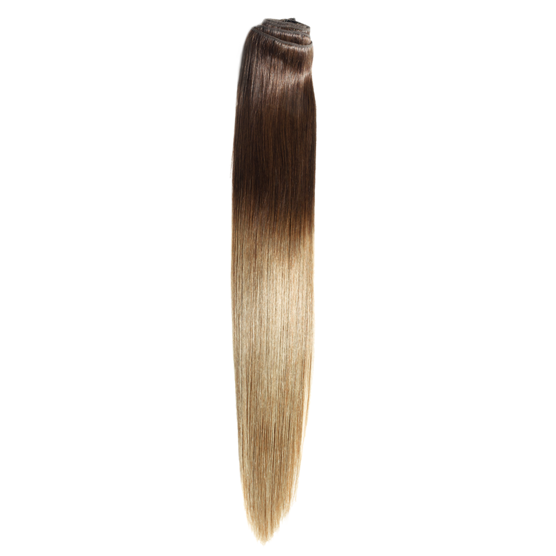 "CLIP + GO Remy Hair Extensions — 22"" - SLEEK'E HAIR"