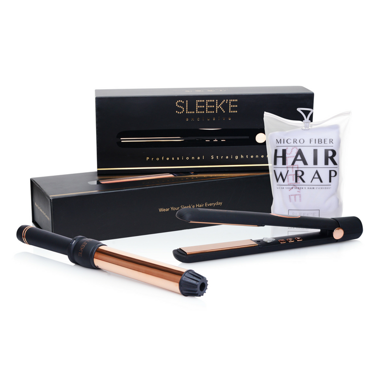 Build Your Own Luxury Gift Set - SLEEK'E HAIR