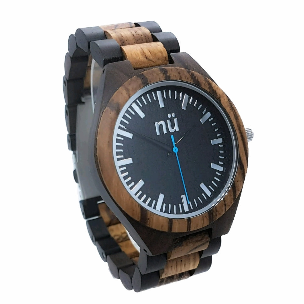 ALEXANDER - Black Sandalwood & Zebra wood