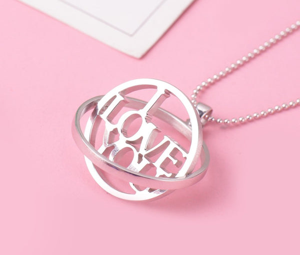 Sterling Silver Custom Name Necklace Pendant Personalized Name Necklace for Women Initials Necklace Kids name Custom Letter Necklace