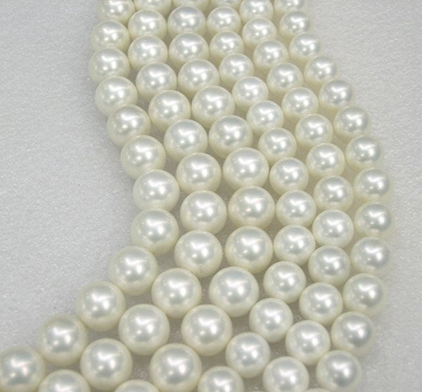 WHOLESALE 5PCS SUPERB SOUTH SEA SHELL PEARL LOOSE STRANDS