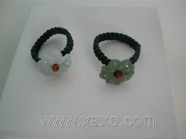 Wholesale 2pcs jade rings