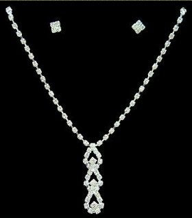 Bridal Jewlery Set 2pcs - FJL2