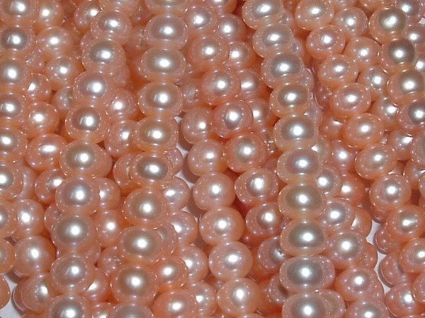 AAA 5 strand 6-7 mm natural pink freshwater pearl