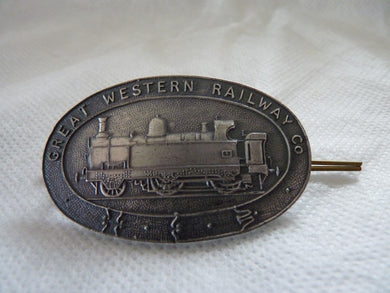 Insigne Great Western Railway