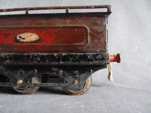 HORNBY MECCANO LIVERPOOL Tender 3 essieux 1926-1932
