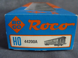ROCO 44200A Voiture 2éme Cl SBB CFF  type ancien