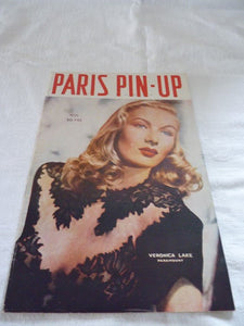 PARIS PIN-UP N°11