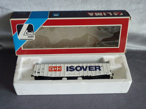 "LIMA 303576 wagon ""G+H  ISOVER"""