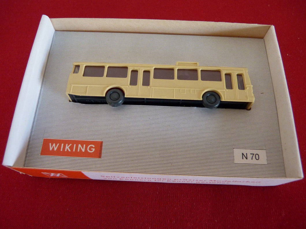 WIKING bus échelle N