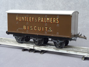 ER-wagon HUNTLEY & PALMERS BISCUITS