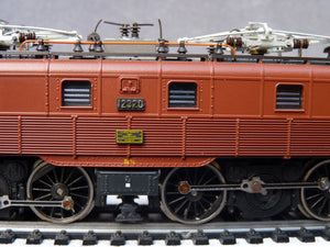 ROCO 04191B- locomotive électrique suisse Be 4/6 SBB-CFF