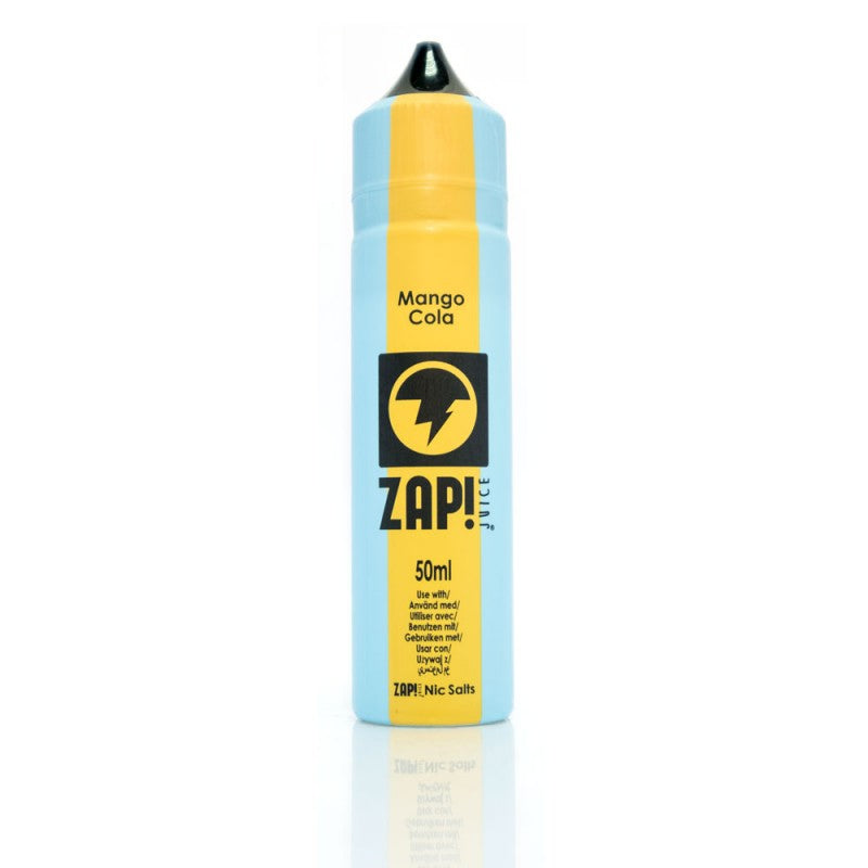 ZAP! Mango Cola E Liquid UK Vape Shop Online UK