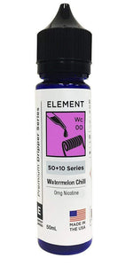 Element E Liquid Watermelon Chill Element Premium Dripper Series | Online Vape Shop | Bargain Vape UK