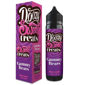 Doozy Vape E Liquid Gummy Bears Sweet Treats Series | Online Vape Shop | Bargain Vape UK