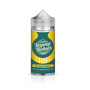 Vapour Bakers E Liquid Key Lime Sublime | Online Vape Shop | Bargain Vape UK