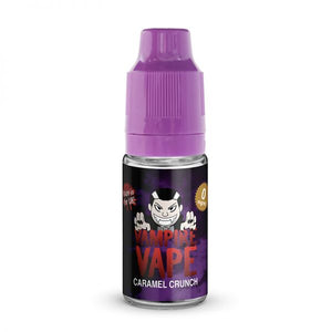 Vampire Vape 4 for £9.99 Caramel Crunch flavour Online Vape Shop UK