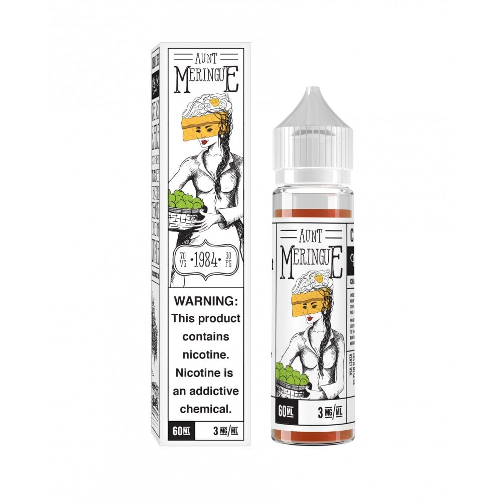 Charlie's Chalk Dust Aunt Meringue E Liquid UK | Vape Shop Online UK