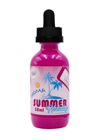 Dinner Lady E Liquid Cola Cabana Summer Holidays Series | Online Vape Shop | Bargain Vape UK