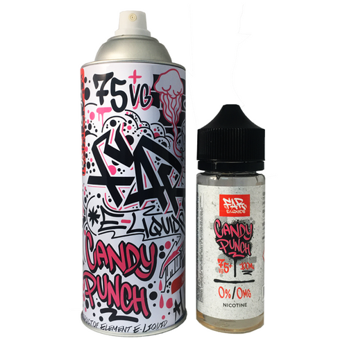 Element E Liquid Candy Punch Element Far Series | Online Vape Shop | Bargain Vape UK