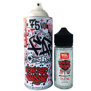 Element E Liquid Neon Red Slushie Element Far Series | Online Vape Shop | Bargain Vape UK