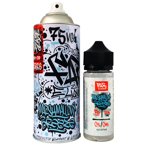 Element E Liquid Marshmallow Breeze Far Series | Online Vape Shop | Bargain Vape UK