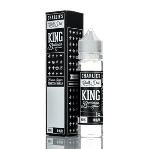 Charlie's Chalk Dust Black Label Series King Bellman E Liquid UK | Vape Shop Online UK