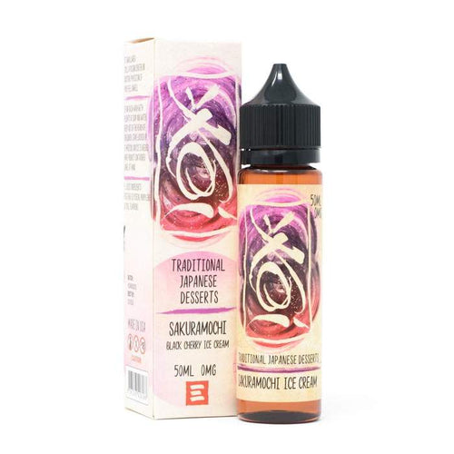 Element E Liquid Sakuramochi Element KOI Series | Online Vape Shop | Bargain Vape UK