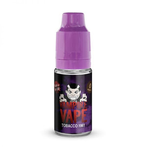 Vampire Vape 4 for £9.99 Tobacco 1961 flavour Online Vape Shop UK