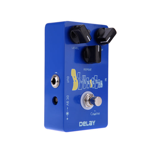 CP-19 Blue Ocean Delay Guitar Effect Pedal True Bypass