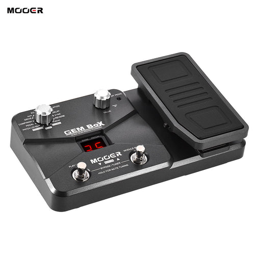 MOOER GEM BoX, Multi-effects Pedal