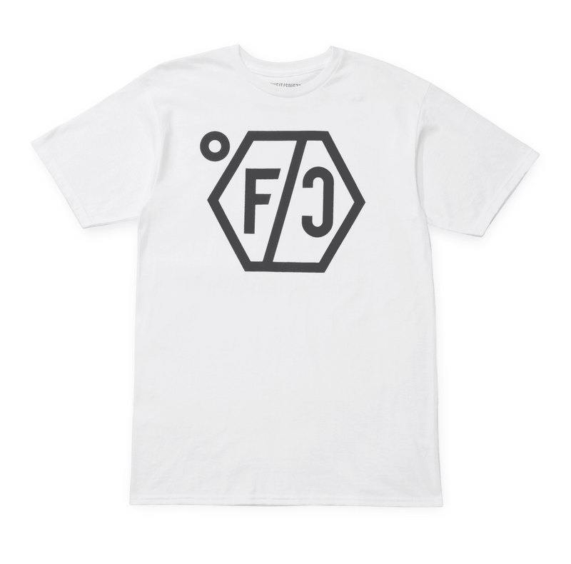 Original Logo T-shirts: Front White