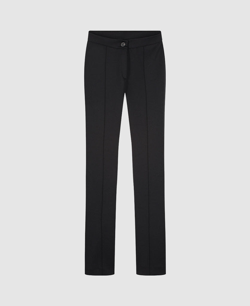 Edition 3 - 0015 recycled polyester trousers with slits