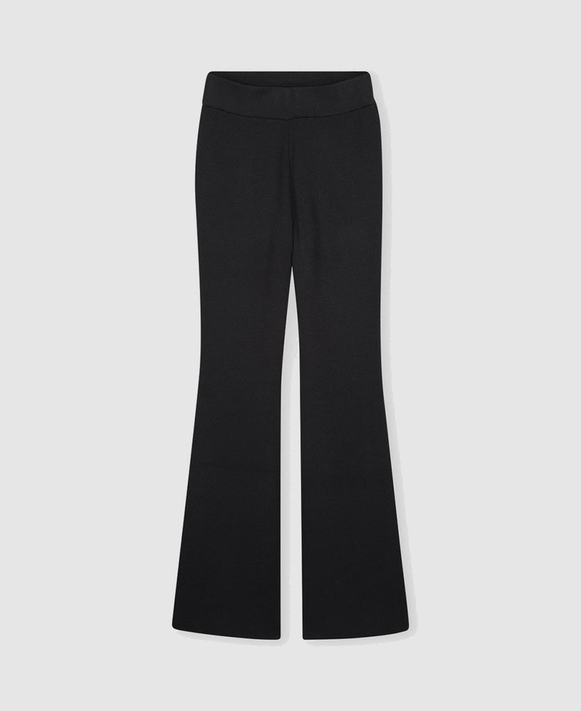 Edition 3 - 0017 relaxed knitted trousers