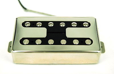 "Artec ""Vintage Authentic"" Hollow Classic Filtertron Humbucker Neck Pickup Chrome"