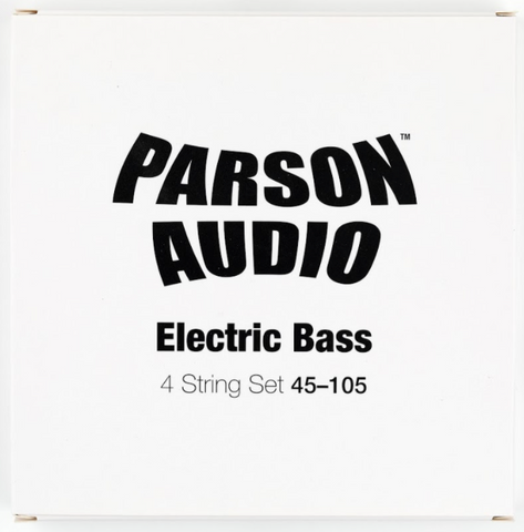 Parson Audio Electric Bass Strings 4 String 45-105