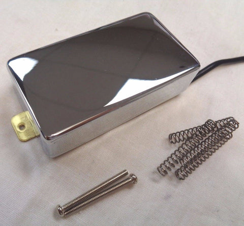 Artec Custom Humbucker Bridge Pickup Chrome	with screws