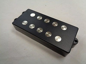 Artec MMC5 5-String Soapbar Bass Neck Pickup Black