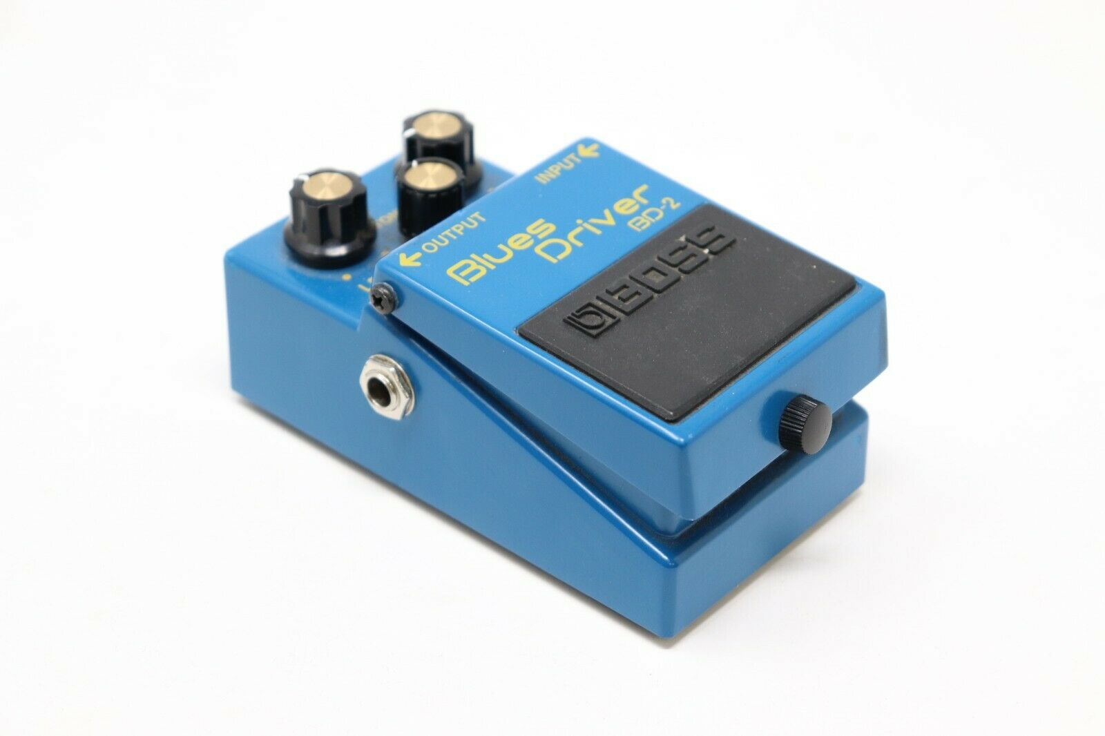 Boss Blues BD2 Driver Distorion Overdrive Guitar Effect Pedal