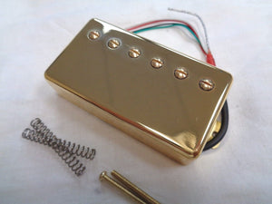 Artec Vintage Humbucker Neck Pickup Gold