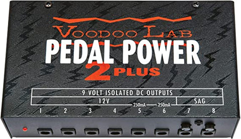 Voodoo Lab Pedal Power® 2 PLUS