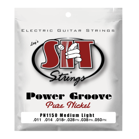 SIT Power Wound Nickel Bass Medium Light