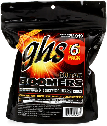 GHS Boomers Multi Pack - Light 10-46