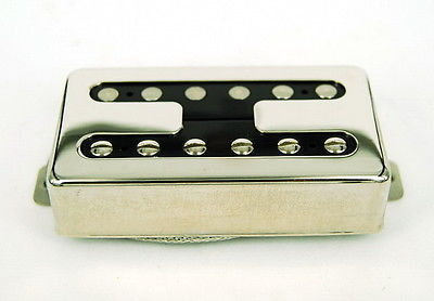 "Artec ""Vintage Authentic"" Hollow Classic Filtertron Humbucker Bridge Pickup Chrome"