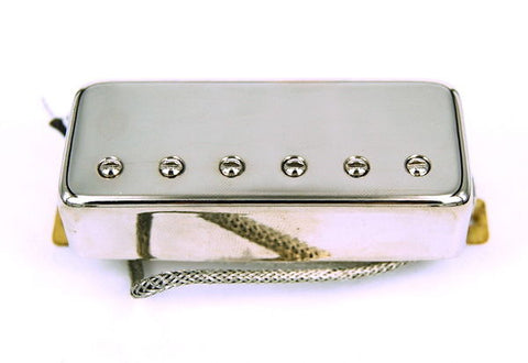 "Artec ""Vintage Authentic"" Hollow Classic Alnico 2 Mini Bridge Humbucker"