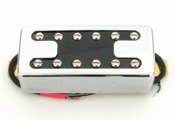 Artec Mini Filtertron Humbucker Bridge Pickup Chrome