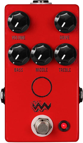 JHS Pedals Angry Charlie V3 Distortion Guitar Effects Pedal