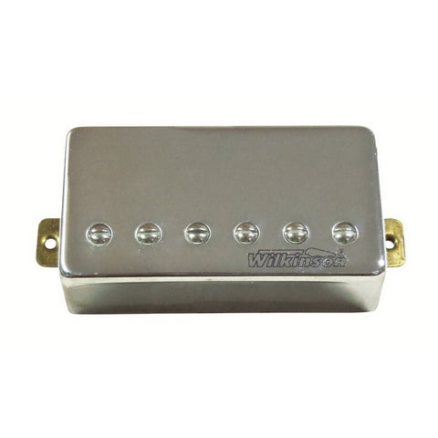 Wilkinson Hot Humbucker Set (Neck and Bridge) Nickel Finish