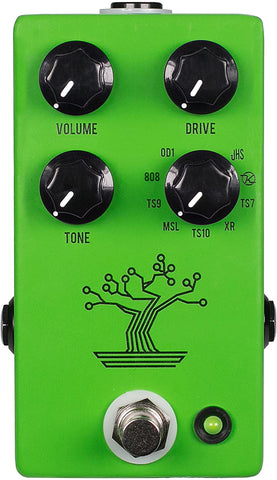 JHS Pedals Bonsai 9-Way Screamer Overdrive Guitar Effects Pedal